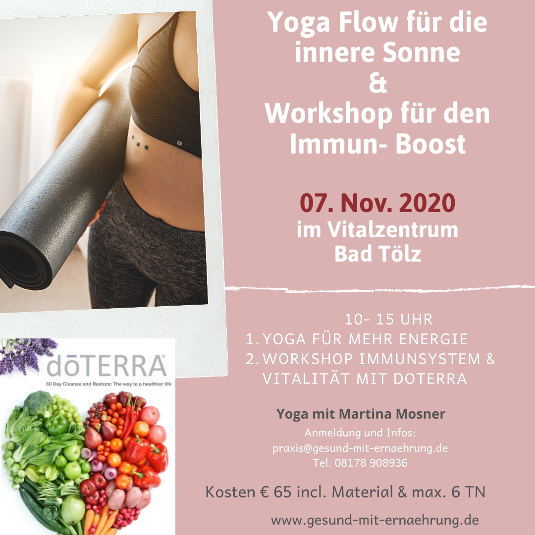Yoga und doTERRA